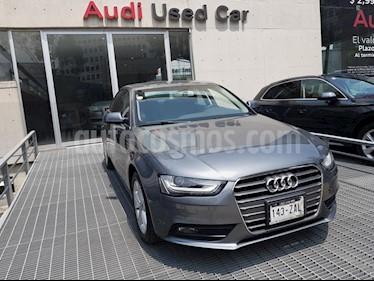 Foto venta Auto usado Audi A4 1.8L T Trendy Plus Multitronic (2013) color Gris precio $230,000