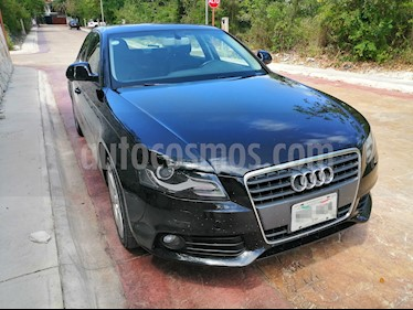 Foto venta Auto usado Audi A4 1.8L T Trendy Plus Multitronic (2009) color Negro Phantom precio $129,000