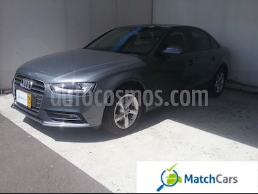 Foto venta Carro usado Audi A4 1.8L TFSI Multitronic Comfort (2013) color Gris precio $49.990.000
