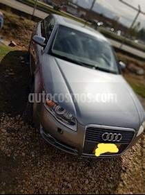 Audi A4 1.8L TFSI Multitronic Luxury usado (2007) color Plata Hielo precio $32.000.000