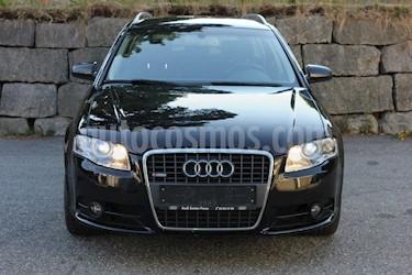 Audi A4 1.8L TSFI Ambition usado (2007) color Negro precio u$s5.000