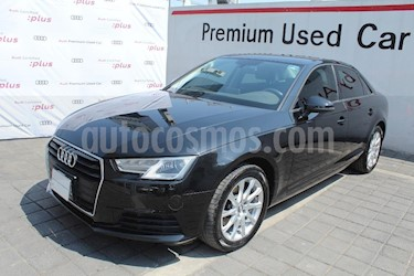 Foto venta Auto usado Audi A4 2.0 T Dynamic (190hp) (2017) color Negro precio $405,000