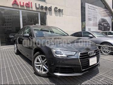 Foto venta Auto usado Audi A4 2.0 T Dynamic (190hp) (2018) color Gris precio $480,000
