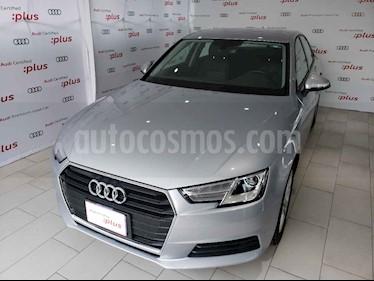 Foto venta Auto usado Audi A4 2.0 T Dynamic (190hp) (2018) color Plata precio $440,000