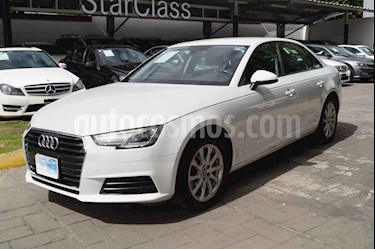 Foto Audi A4 2.0 T Dynamic (190hp) usado (2017) color Blanco precio $395,000