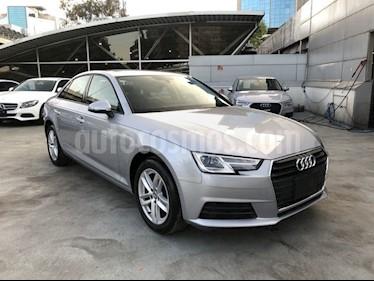 Foto venta Auto usado Audi A4 2.0 T Dynamic (190hp) (2018) color Plata Hielo precio $485,000
