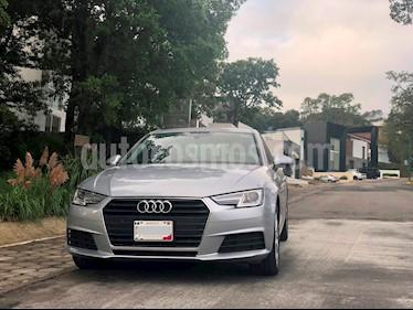 Audi A4 2.0 T Dynamic (190hp) usado (2017) color Plata precio $425,000