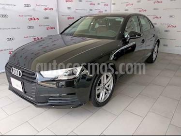Foto venta Auto usado Audi A4 2.0 T Dynamic (190hp) (2018) color Negro precio $480,000