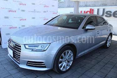 Foto venta Auto usado Audi A4 2.0 T Elite Quattro (252hp) (2017) color Plata precio $540,000
