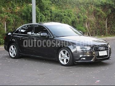 Foto venta Auto usado Audi A4 2.0 T FSI Ambition Multitronic (211Cv) (2014) color Negro precio $900.000