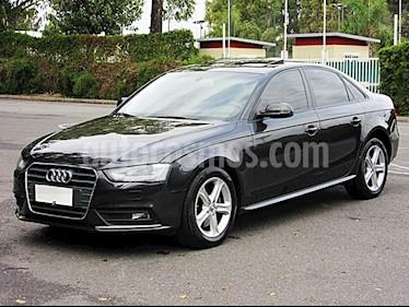 foto Audi A4 2.0 T FSI Ambition Multitronic (211Cv) usado (2012) color Negro precio $930.000