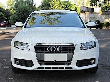 Foto venta Auto usado Audi A4 2.0 T FSI Ambition Quattro S-tronic (2012) color Blanco precio $650.000