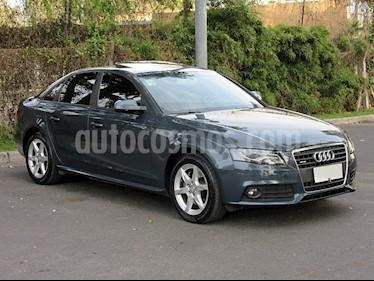 Foto Audi A4 2.0 T FSI Ambition Quattro S-tronic usado (2011) color Gris Cuarzo precio $730.000