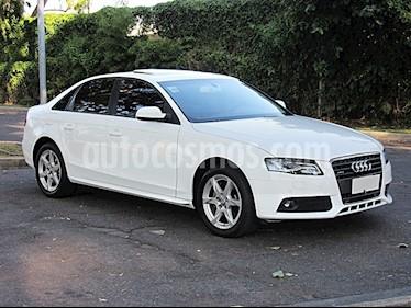 Foto venta Auto usado Audi A4 2.0 T FSI Ambition S-Tronic Quattro (211Cv) (2012) color Blanco Ibis precio $690.000