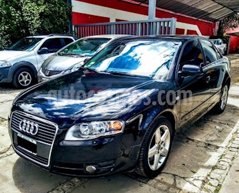 Foto venta Auto usado Audi A4 2.0 T FSI Ambition  (2007) color Negro precio $350.000