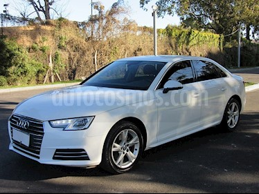 Foto venta Auto usado Audi A4 2.0 T FSI Attraction Multitronic (211Cv) (2017) color Blanco Ibis precio u$s28.500