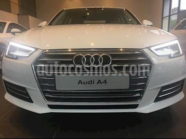 Foto venta Auto Usado Audi A4 2.0 T FSI (2018) color Blanco precio $63.000