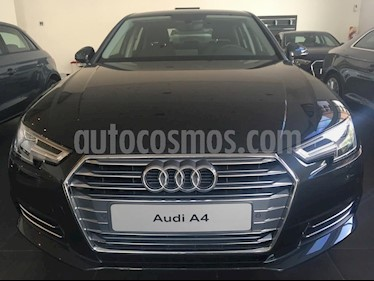 Foto venta Auto Usado Audi A4 2.0 T FSI (2018) color Gris Oscuro precio $44.000