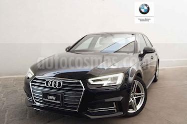 Foto venta Auto usado Audi A4 2.0 T S Line (190hp) (2018) color Negro precio $520,000