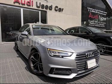 Foto venta Auto Seminuevo Audi A4 2.0 T S Line (190hp) (2018) color Plata precio $605,000