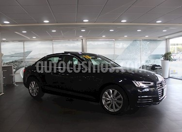 Foto venta Auto usado Audi A4 2.0 T S Line (190hp) (2018) color Azul precio $732,200
