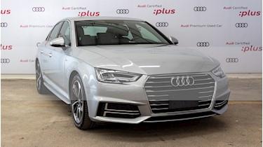 Foto venta Auto usado Audi A4 2.0 T S Line (190hp) (2018) color Plata precio $605,000
