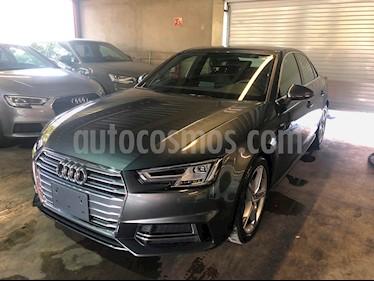 Foto venta Auto Seminuevo Audi A4 2.0 T S Line (190hp) (2018) color Gris Lava precio $575,000