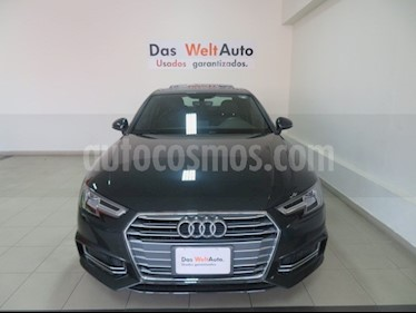 Foto venta Auto usado Audi A4 2.0 T S Line (190hp) (2018) color Gris Lava precio $564,452