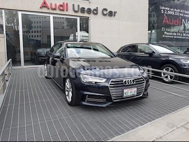 Foto venta Auto usado Audi A4 2.0 T S Line (190hp) (2018) color Azul precio $590,000