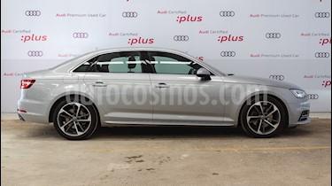 Audi A4 2.0 T S Line (190hp) usado (2018) color Gris precio $605,000
