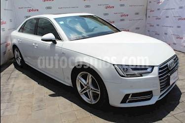 Foto venta Auto usado Audi A4 2.0 T S Line (190hp (2017) color Blanco precio $455,000