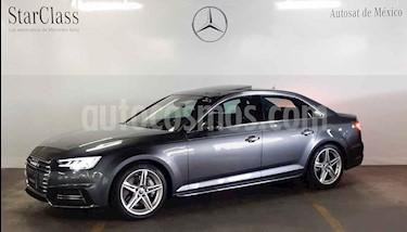 Foto venta Auto usado Audi A4 2.0 T S Line (190hp (2017) color Gris precio $569,000
