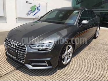 Foto venta Auto usado Audi A4 2.0 T S Line Quattro (252hp) (2017) color Gris precio $488,500