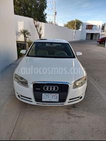 Audi A4 2.0 T S Line Quattro (252hp) usado (2008) color Blanco precio $140,000