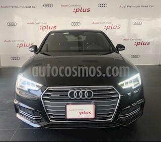Foto venta Auto usado Audi A4 2.0 T S Line Quattro (252hp) (2017) color Negro precio $430,000