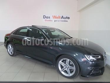 Foto venta Auto usado Audi A4 2.0 T Select (190hp) (2018) color Gris Lava precio $564,452
