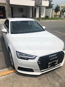 Audi A4 2.0 T Select (190hp) usado (2017) color Blanco precio $410,000