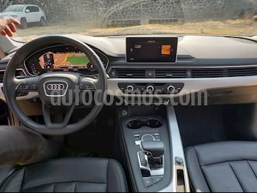 Foto venta Auto usado Audi A4 2.0 T Select (190hp) (2017) color Azul Profundo precio $435,000