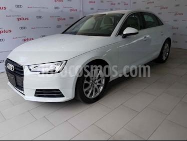 Foto venta Auto usado Audi A4 2.0 T Select (190hp) (2017) color Blanco precio $450,000