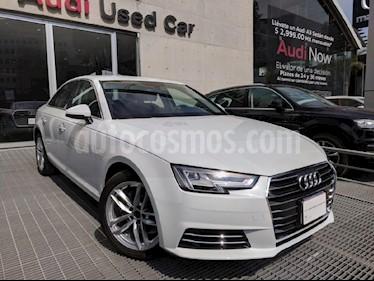Foto venta Auto Seminuevo Audi A4 2.0 T Select (190hp) (2018) color Blanco precio $535,000