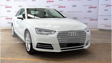 Audi A4 2.0 T Select (190hp) usado (2018) color Blanco precio $590,000