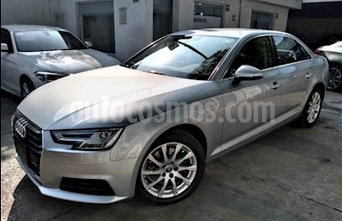 Foto venta Auto usado Audi A4 2.0 T Select (190hp) (2017) color Plata precio $395,000