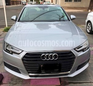 Foto venta Auto usado Audi A4 2.0 T Select (190hp) (2017) color Gris Lava precio $500,000