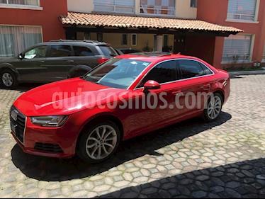 Audi A4 2.0 T Select (190hp) usado (2017) color Rojo precio $439,000