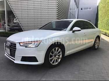 Foto venta Auto usado Audi A4 2.0 T Select (190hp) (2017) color Blanco precio $399,000