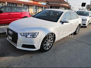 Foto venta Auto usado Audi A4 2.0 T Select (190hp) (2017) color Blanco precio $415,000