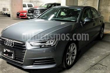Foto venta Auto usado Audi A4 2.0 T Select (190hp) (2017) color Gris Meteoro precio $450,000