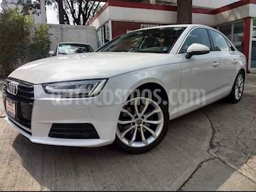 Foto venta Auto usado Audi A4 2.0 T Select Quattro (252hp) (2017) color Blanco precio $389,000