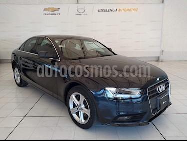 Foto venta Auto usado Audi A4 2.0 T Trendy (225hp) (2013) color Azul Profundo precio $245,000
