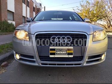 Foto venta Auto usado Audi A4 2.0 TDi (140Cv) (2008) color Gris Claro precio $495.000